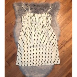 J.Crew Printed Ruffle Trim Dress Size Medium